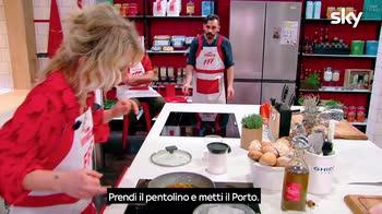 Family Food Fight. Sapori&Dissapori, puntata 5. Pressione!