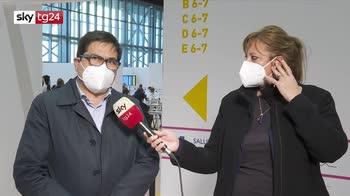 ERROR! Virus, D'Amato: il Lazio resta arancione, Rt in calo