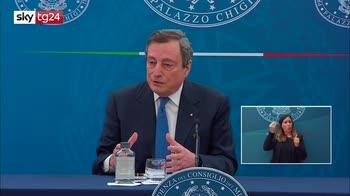 ERROR! Draghi: con dittatori serve franchezza