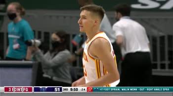 NBA, 32 punti per Bogdan Bogdanovic contro Charlotte