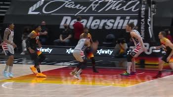 NBA, la tripla doppia di Westbrook contro Utah