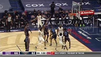 NBA, 30 punti di Zion Williamson contro Sacramento