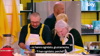 Family Food Fight. Sapori&Dissapori, puntata 6. L'approccio