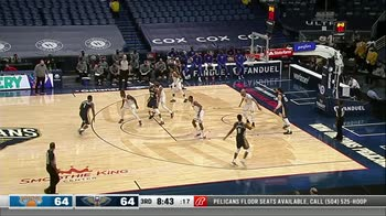 NBA Highlights: New Orleans-New York 106-116