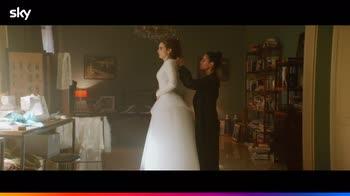 VIDEO Anna, la serie tv: Roberta Mattei è la Picciridduna