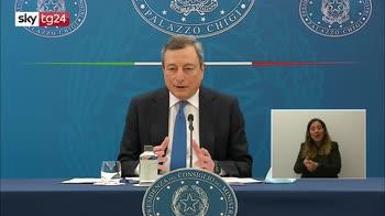 ERROR! Imprese, Draghi: stiamo studiando nuovi criteri per aiuti