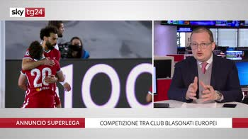Federico Ferri di Sky Sport su annuncio Superlega