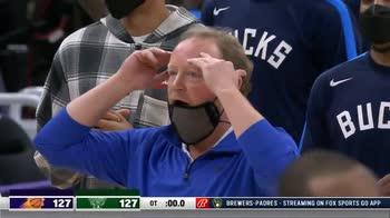 NBA, fallo o non fallo su Booker? Bucks-Suns è decisa così