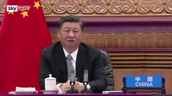 Clima: Xi Jinping, Cina a emissioni zero entro 2060