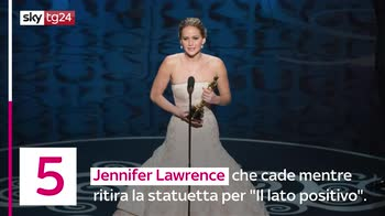 VIDEO Oscar®: i momenti migliori delle scorse edizioni