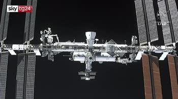 SpaceX: attracco alla ISS