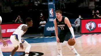 NBA, la tripla di Doncic chiude i conti contro i Lakers
