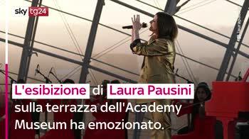 VIDEO Oscar® 2021, nessuna statuetta per Laura Pausini