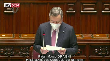 Draghi: sono certo attueremo questo piano