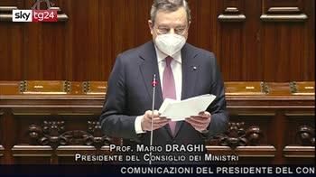 ERROR! Draghi presenta Recovery Plan: è il destino di un intero Paese