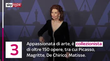 VIDEO 6 curiosità su Sophia Loren