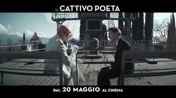 Il cattivo poeta, il trailer