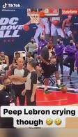 "NBA, a Washington chiamano LeBron ""Cry Baby"": la risposta"