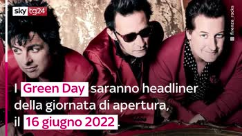 VIDEO Il Firenze Rocks rimandato al 2022: le nuove date