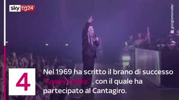 VIDEO 6 curiosità su Giorgio Moroder