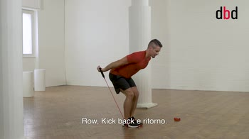 LIT Fitness: Row-KickBack Combo