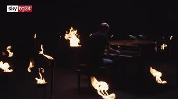 Musica, Paterlini pubblica LifeBlood e lo presenta con un livestream