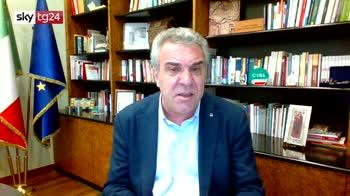 Recovery Plan, Sbarra: chiesto confronto al governo