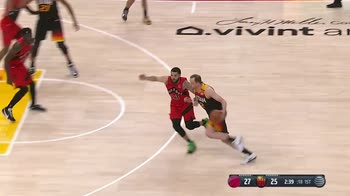 NBA, 34 punti di Bojan Bogdanovic contro Toronto