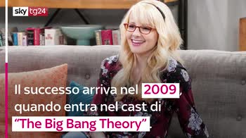 VIDEO Chi è Melissa Rauch