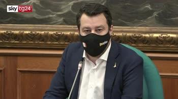 Salvini: ringrazio Figliuolo, numeri parlano da soli
