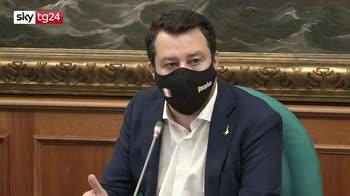 Salvini: se dati buoni italia merita riaperture