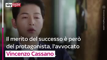"VIDEO ""Vincenzo"", la serie tv coreana sulla mafia"