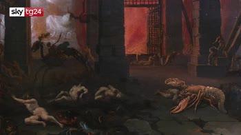 Dante, l'Arte divina omaggia l'Alighieri a Forlì