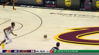 NBA, 31 punti di Devin Booker contro Cleveland