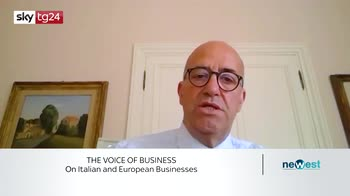 The voice of business: the interview with Carlo Tamburi
