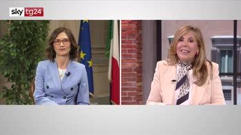 L'intervista di Maria Latella a Maria Stella Gelmini