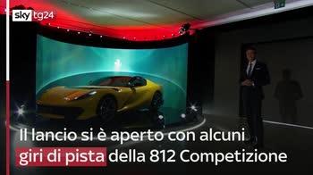 ERROR! Ferrari presenta le due versioni di 812 Competizione