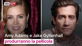 "VIDEO Adams e Gyllenhal producono ""Finding the Mother Tree"""