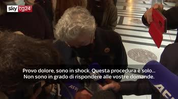 Ex terroristi rossi, Petrella: sono in shock