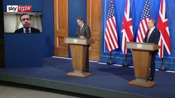 G7, da vertice di Londra duro monito a Russia e Cina