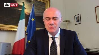 Ministro D'Incà: serve prudenza per non richiudere più