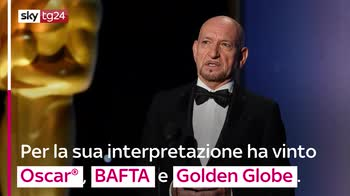 VIDEO Chi è Ben Kingsley