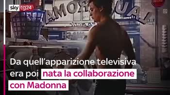 """VIDEO Addio a Nick Kamen, Madonna: """"Cuore spezzato"""""""