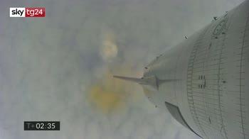 L'atteraggio di Spacex