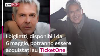 VIDEO Claudio Baglioni, il concerto in streaming su ITsART