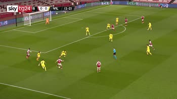 Europa League, Arsenal-Villareal 0-0: gol, video highlights