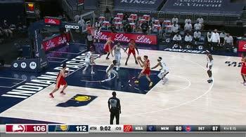 NBA Highlights Indiana-Atlanta 133-126_0756714
