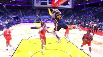NBA Highlights Golden State-Oklahoma City 118-97_2052718