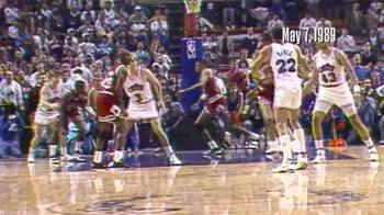 NBA, Michael Jordan e il buzzer beater su Ehlo