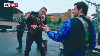 Coldplay, Higher Power il nuovo singolo